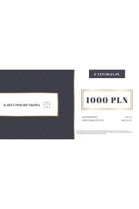 Karta podarunkowa 1000zł