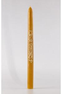 Gromnica - wykonana ręcznie, duża [G7]