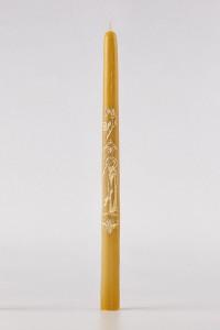 Gromnica - wykonana ręcznie, średnia [G9]