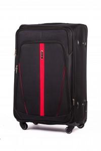 Średnia walizka miękka M...